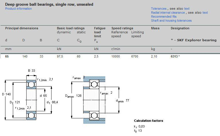 Repetitive Bearing failure - Horizontal Motor mounted vertically