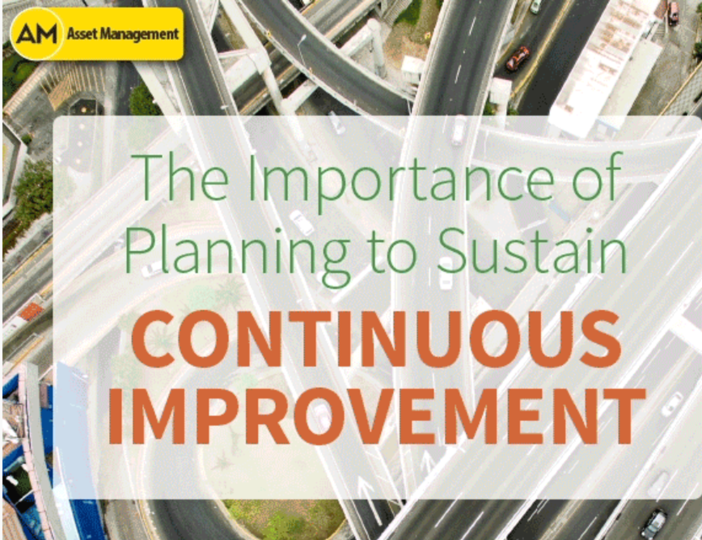 the role of continuous improvement Lean management creates enormous value, but improvement that's truly continuous is often elusive innovation in fields such as digital and it make it more urgent, achievable, and human over the past two decades, the world has embraced lean-management thinking what was once a set of ideas for .